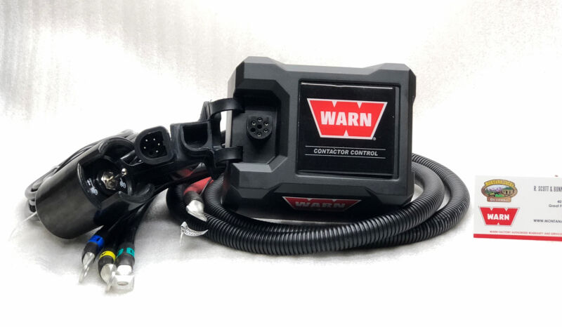 warn winch 9000 on