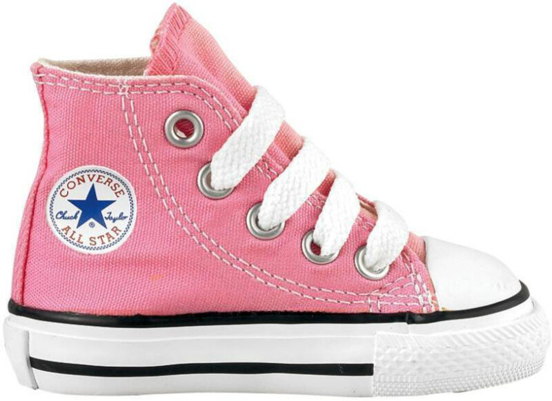 all star converse niña rosa