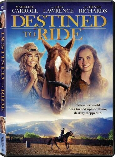 $ CDN16.96 • Buy Destined To Ride Denise Richards Joey Lawrence Madeline Carrol New SEALED DVD R1