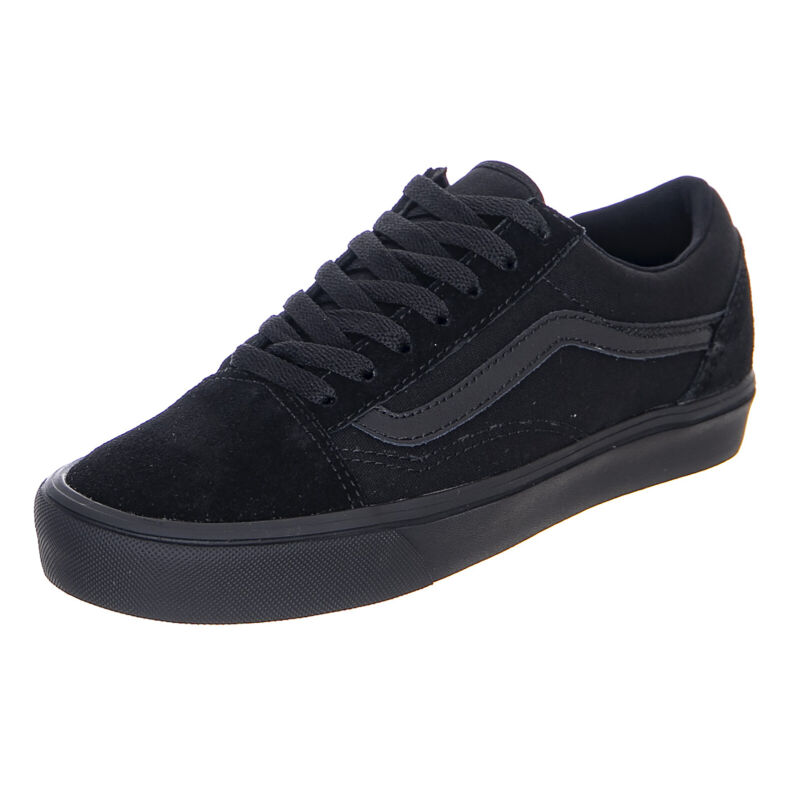 nuovo concetto a2b53 fe633 vans nere old skool basse