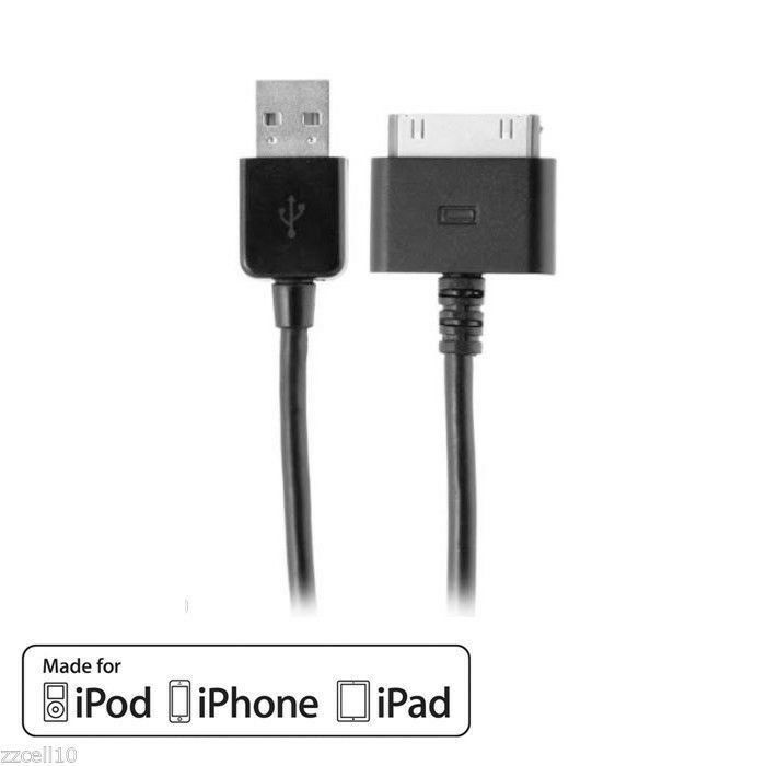 e4bff2f3bb0 Mfi Apple Certificado 2.1Amp USB 30 Pines Cargador/Sync Cable Iphone 4 / 4S
