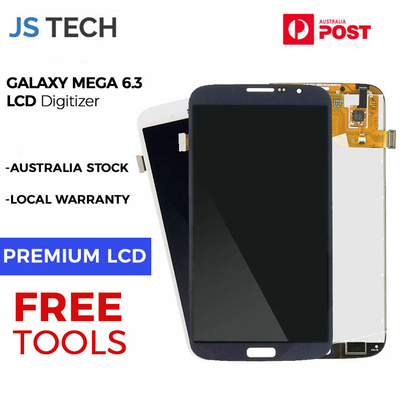 New Samsung Galaxy Mega 6.3 I9205 LCD Digitizer Screen Assembly Replacement  • 89.99AU