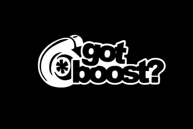 $2.95 • Buy Got Boost? Sticker Turbo JDM Slammed Funny Drift Lowered Car WRX Window Decal