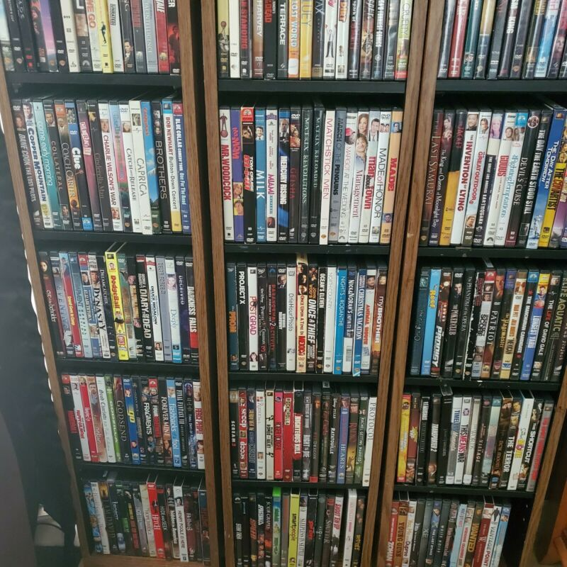 $1.50 • Buy DVD Movies Lot Sale $1.50 Each! Pick Your Movie