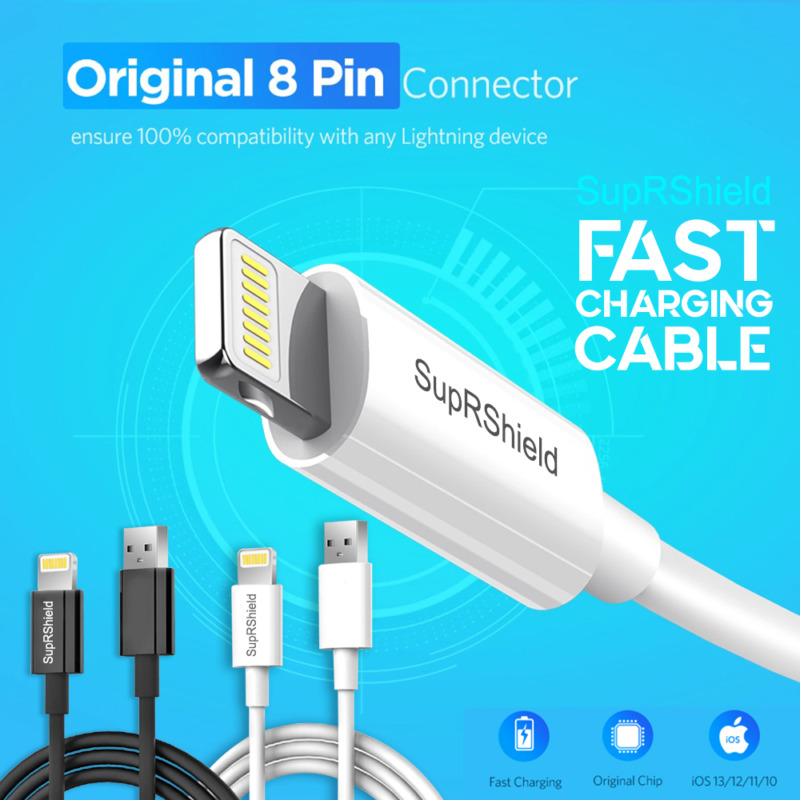 AU4.99 • Buy Fast Charging Lightning Data Charger Cable Apple IPhone XR XS Max X 7 8 6 S IPad