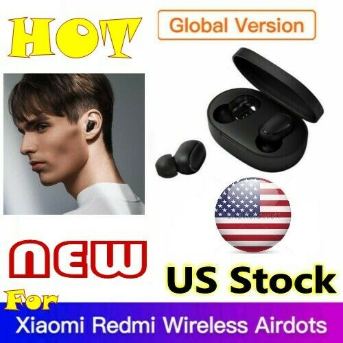 $12.58 • Buy Xiaomi Redmi AirDots Wireless TWS Bluetooth 5.0 Earphone Active Earbuds Headset
