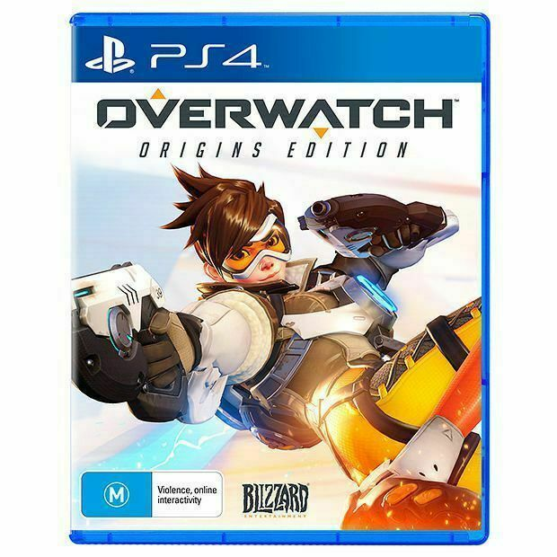 AU24.95 • Buy Overwatch: Origins Edition PS4 Aus Game