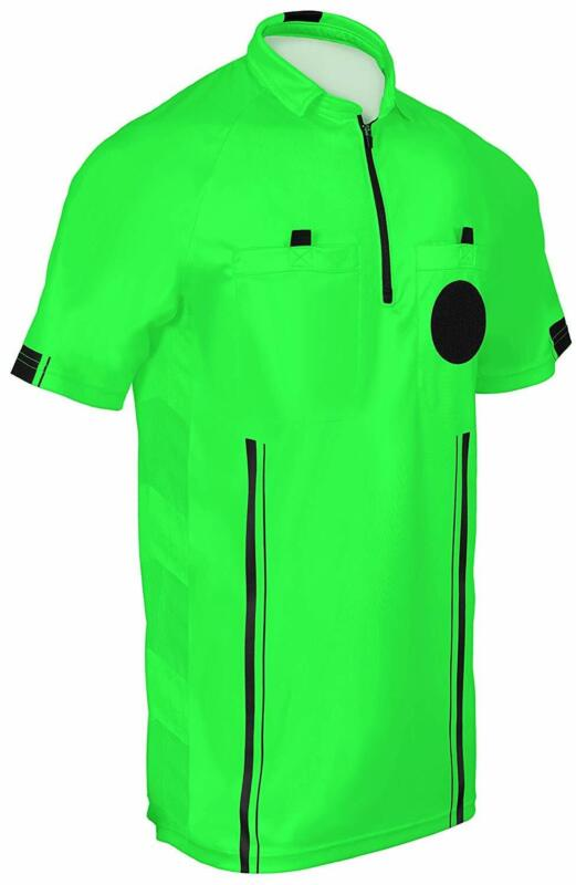 $18.99 • Buy One Stop Soccer Official Pro Referee Soccer Jersey