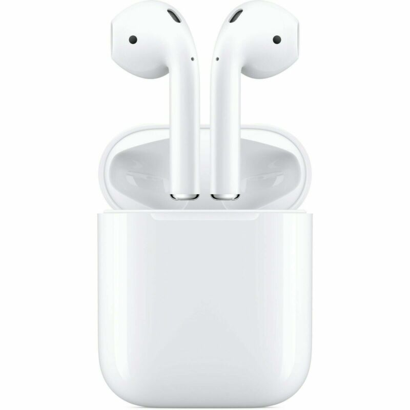 $ CDN90.71 • Buy Apple AirPods 2nd Generation With Charging Case - White