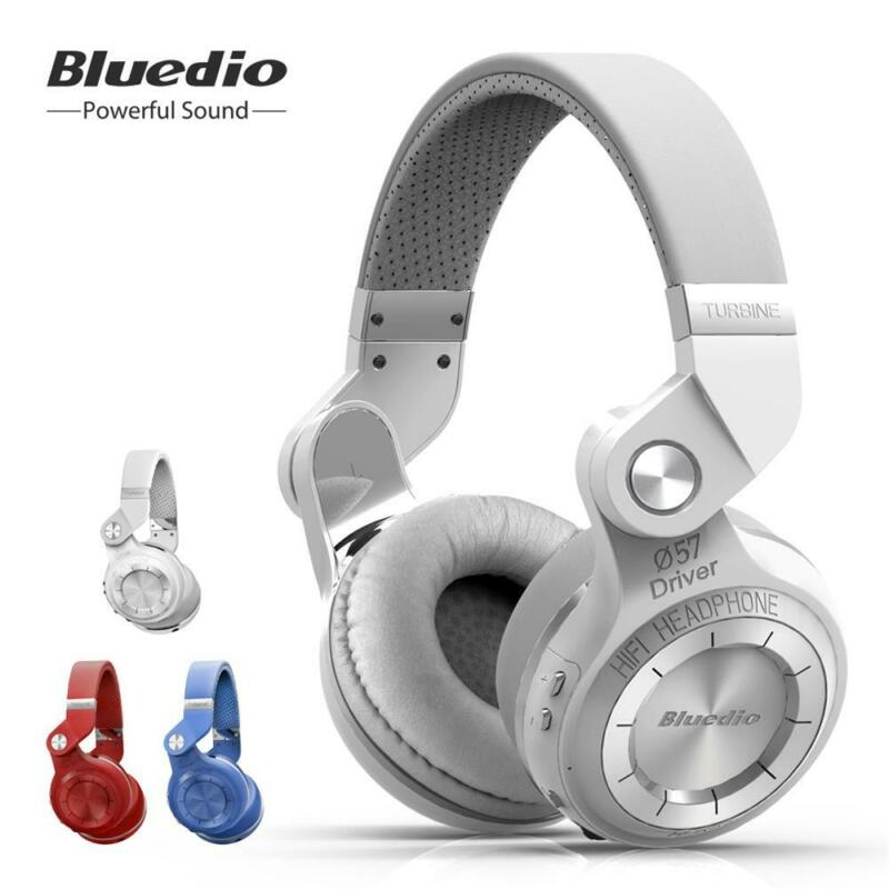 AU19.99 • Buy Bluedio T2S Wireless Headphones Bluetooth Stereo Headsets For Smart Phones