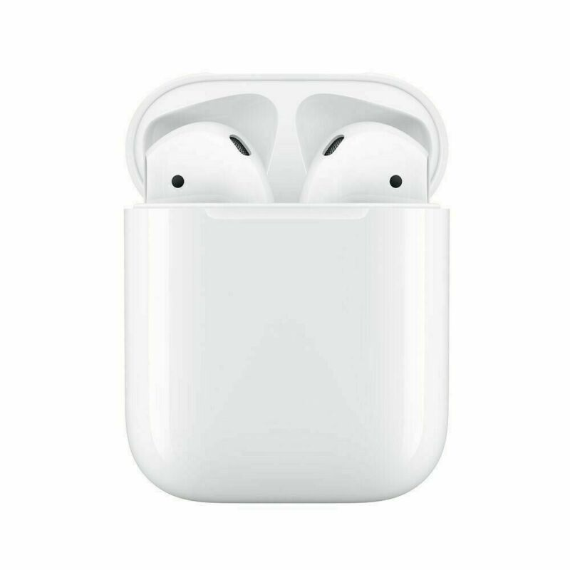 AU233.90 • Buy Apple AirPods (2nd Gen) With Charging Case A2032 - MV7N2ZA/A