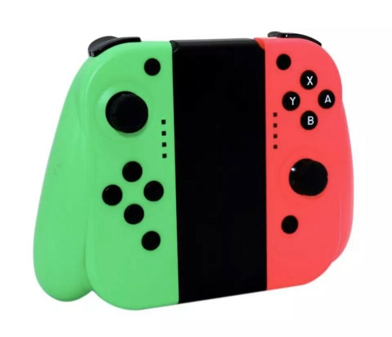 $37.10 • Buy For Nintendo Switch Joy-Con (L/R) Wireless Bluetooth Controllers Set - Neon New