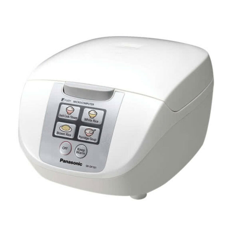 AU89 • Buy Panasonic - SR-DF101WST - Rice Cooker - 5 Cup Capacity