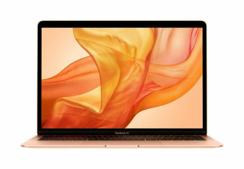 $799.66 • Buy Apple MacBook Air 13.3  Retina Display Intel Core I5 8GB 128GB Gold MREE2LL/A