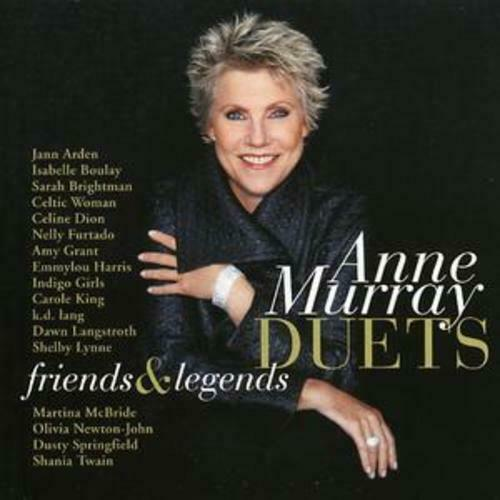 Anne Murray : Duets, Friends And Legends CD (2008) • 3.78$