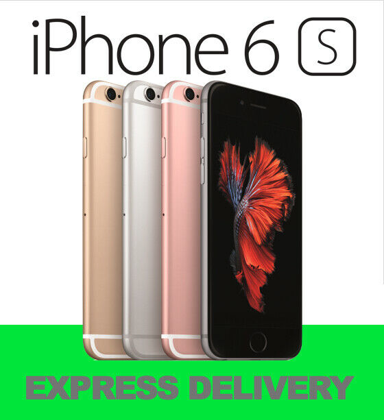 AU258 • Buy AS NEW IPhone 6S 16GB 64GB 4G LTE UNLOCKED SMARTPHONE EXPRESS FROM MELBOURNE