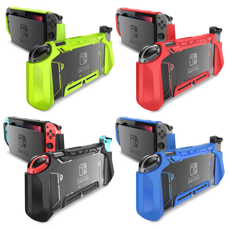 $12.59 • Buy Nintendo Switch Case Cover Mumba Slimfit Rugged Series Protective Skin Shell