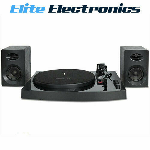 AU169.80 • Buy Mbeat Pro-m Bluetooth Turntable Vinyl Record Player System Black