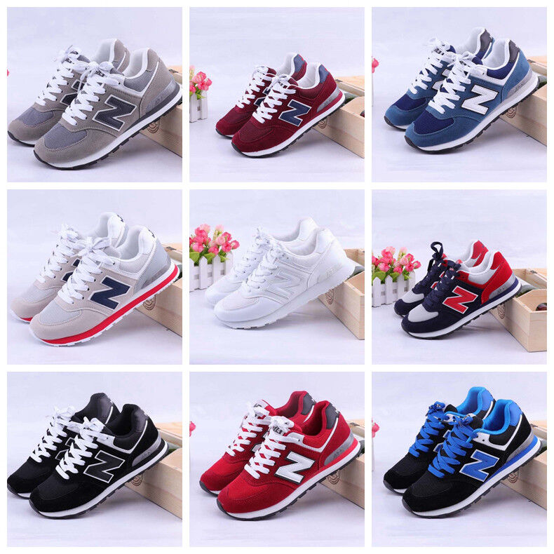 ae8885f9446cd New Balance 574 Shoes Uomo Scarpe Da Donna Leisure Sea Escape Sneaker Shoes  IT • 30.99