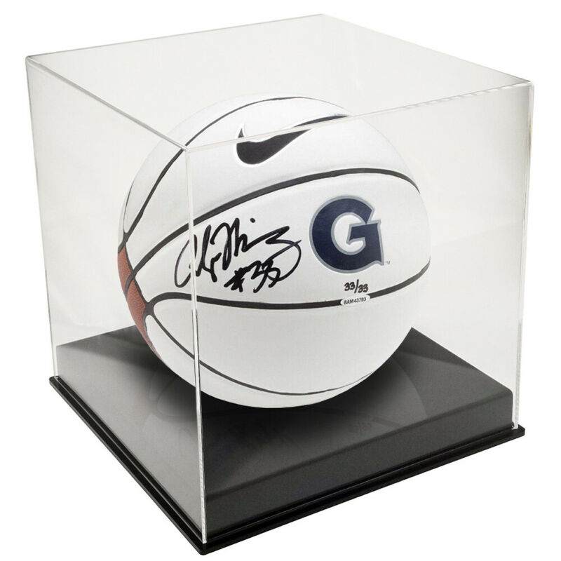 OnDisplay DELUXE 5mm ACRYLIC BASKETBALL/SOCCER BALL DISPLAY CASE-UV PROTECTED • 39.95$