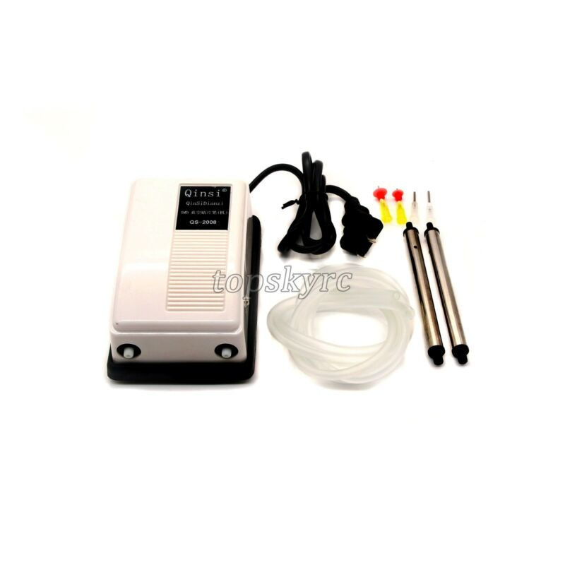 $19.55 • Buy AC 220v QS-2008 Pick And Place Vacuum Pen Suction Pen Tool For SMT SMD QS2008