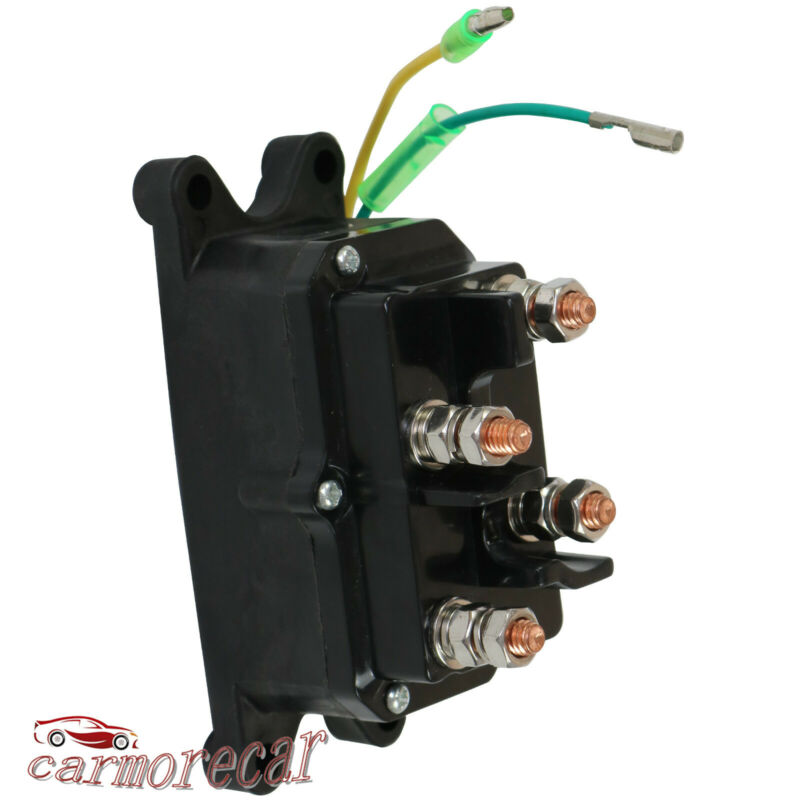 Relay Switch ATV Winch Contactor Solenoid For Warn # 2875714 63070 62135 74900 • 19.86$