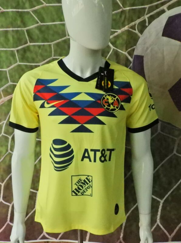 LIGA MX CLUB AMERICA Local Amarilla / Home JERSEY 2019/2020 (NEW WITH TAGS) • 30.95$
