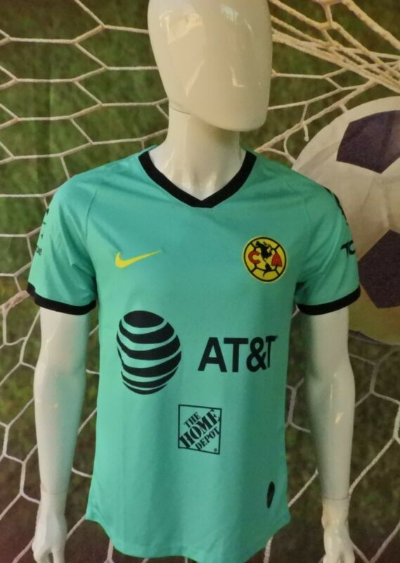 $30.95 • Buy Liga Mx Club America La Tercera / 3rd  Jersey 2019/2020 (new With Tags)