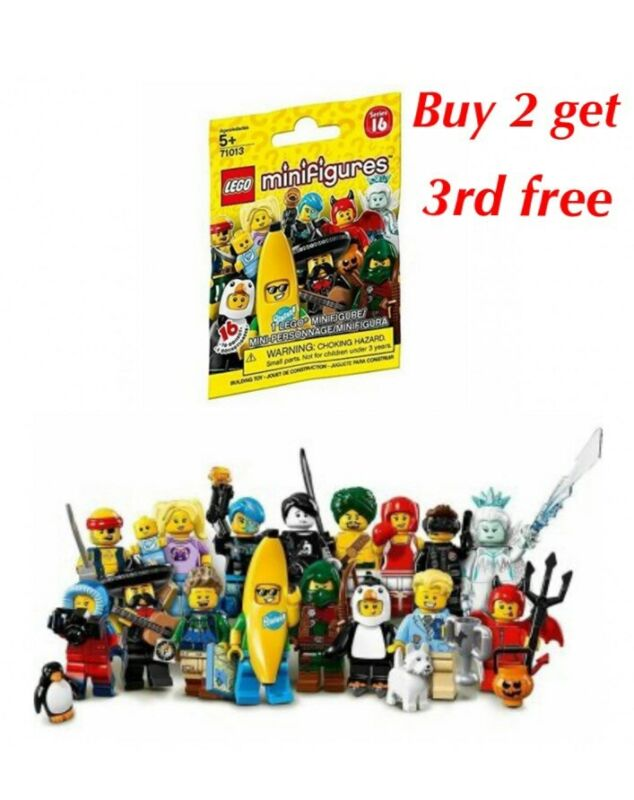 LEGO Minifigure Series 11 Unopened Sealed Mystery Pack New Retired