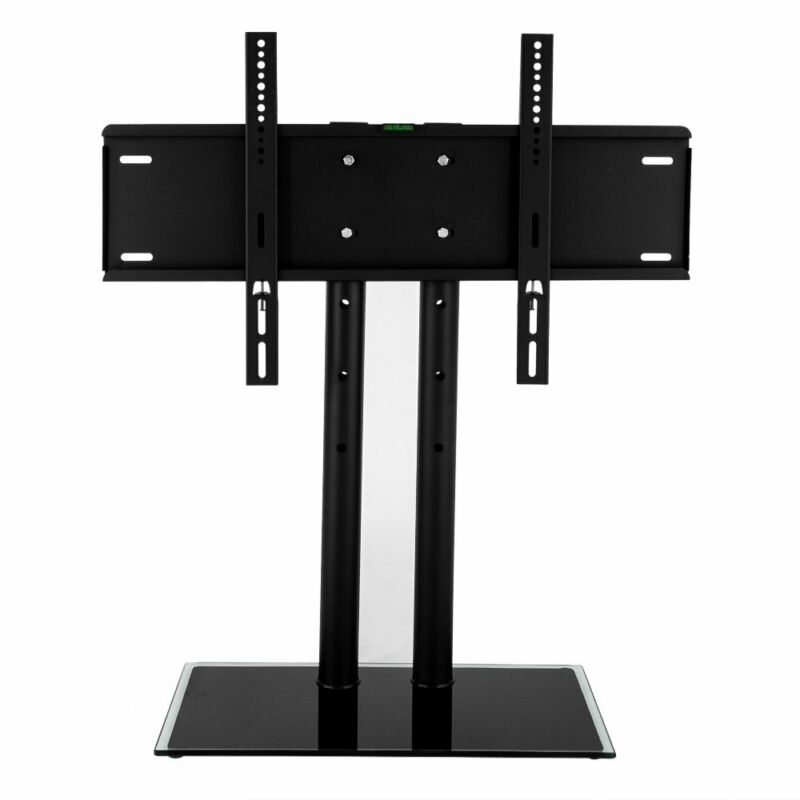 Table Top TV Stand With Mount Pedestal Base For 32  - 65  Samsung LG Vizio Sony • 17.39$