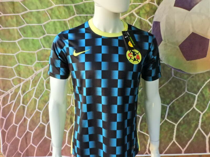 Liga Mx Club America Entrenamiento / Training  Jersey 2019/2020 (new With Tags) • 30.95$