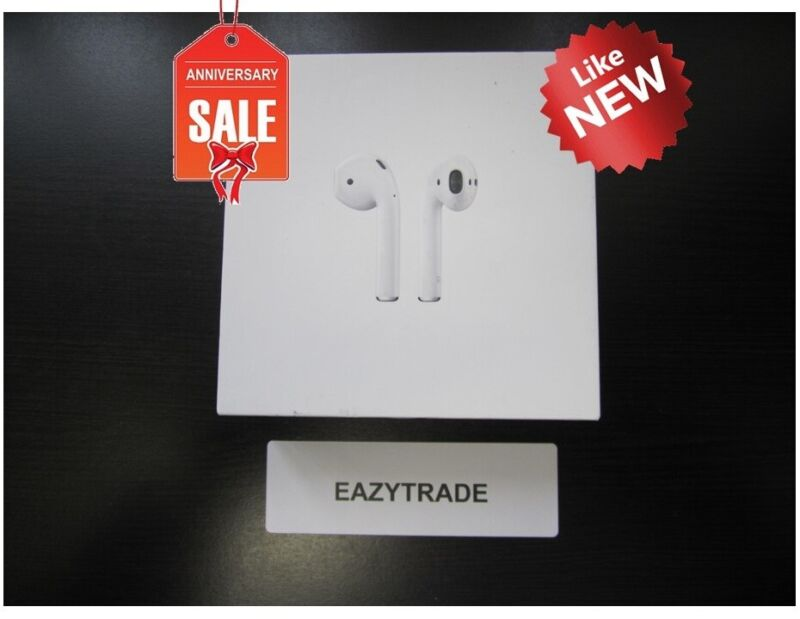 $ CDN169.30 • Buy Apple AirPods 2nd Generation With Charging Case MV7N2AM/A - White