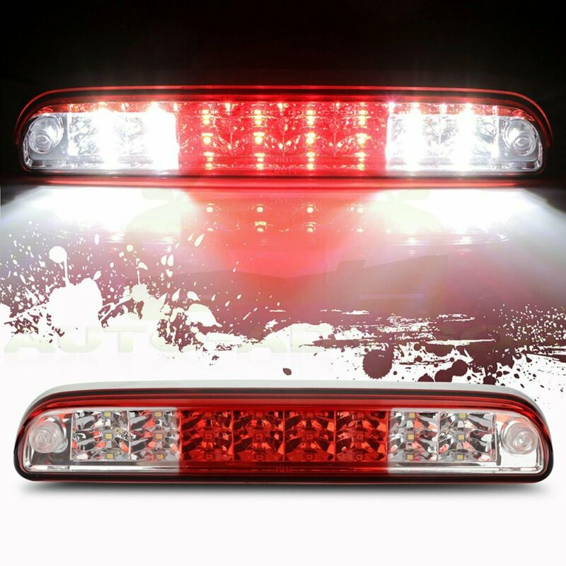 $19.37 • Buy For 99-16 Ford Super Duty 2-row Led Rear Third 3rd Tail Brake Light Lamp Red