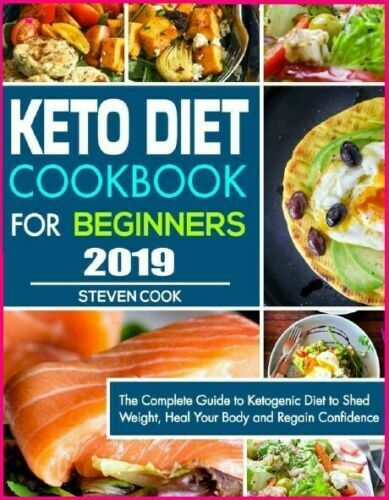 $0.99 • Buy Keto Diet Cookbook For Beginners 2019: The Complete Guide To Ketogenic [E-B 00K]