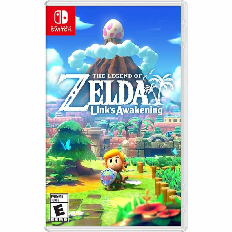 The Legend Of Zelda: Link's Awakening - Nintendo Switch • 49.50$