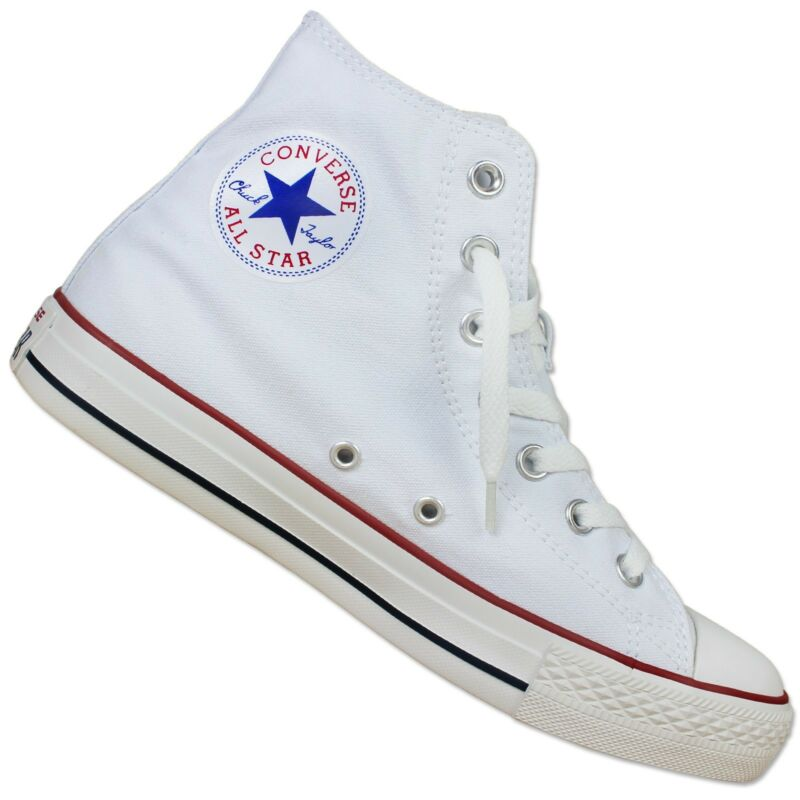 converse niña blancas all star