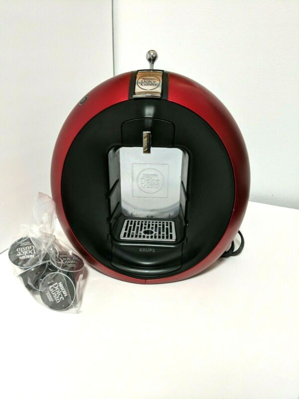 Nescafe Dolce Gusto By Krups KP5006 Circolo Coffee Machine Red • 70$