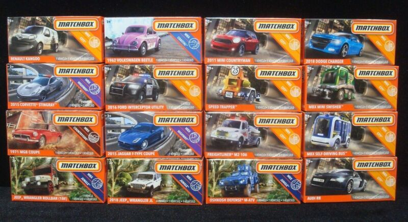$9.95 • Buy SALE! ~ Matchbox Power Grabs ~ Huge Selection ~ YOUR CHOICE ~ Free Shipping!