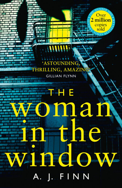 AU14.90 • Buy The Woman In The Window By A. J. Finn - Medium Paperback 25% Bulk Book Discount