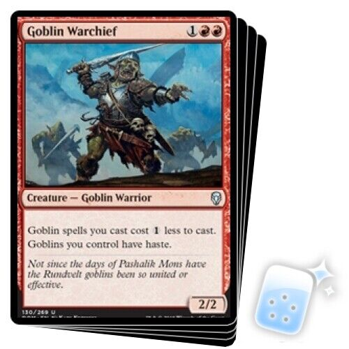 Squee The Immortal X4 M//NM Magic The Gathering MTG Dominaria