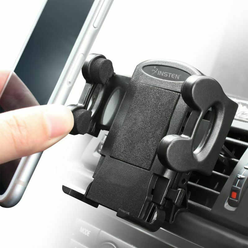 $5.49 • Buy INSTEN Universal Car Air Vent Mount Holder Stand Clip Accessory For Cell Phone