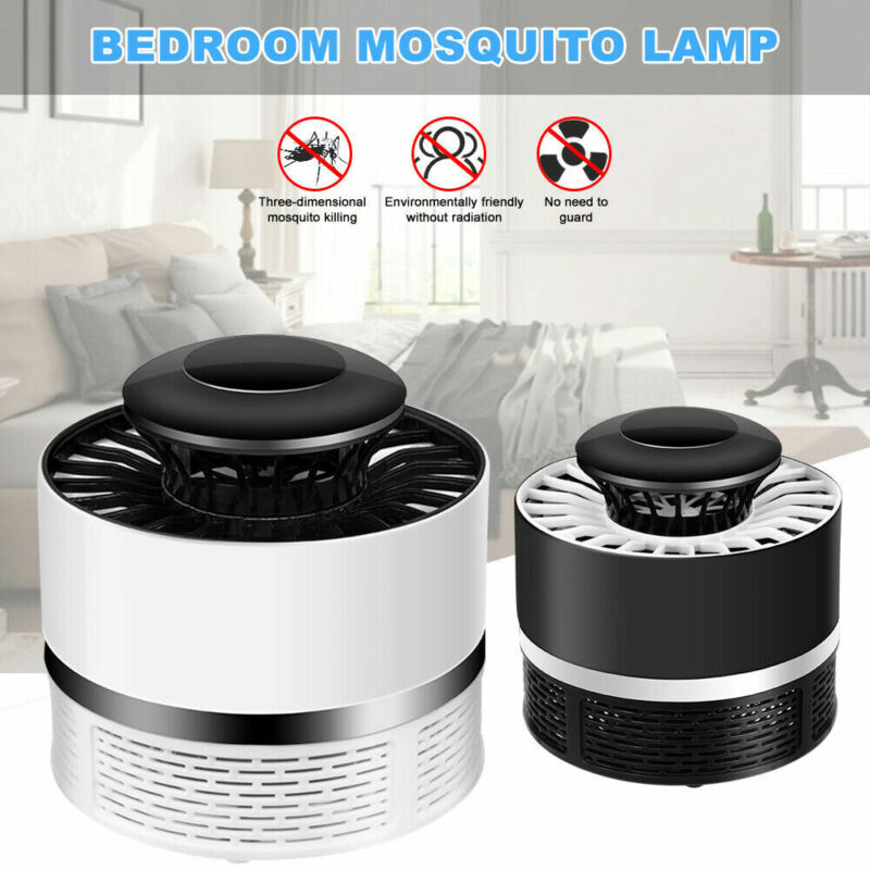 $ CDN11.90 • Buy Mosquitron Electric Mosquito Insect Killer Trap Lamp LED Bug Zapper Pest Control