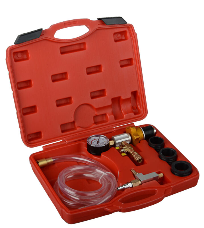 $36.95 • Buy Auto Engine Vacuum Coolant Cooling System Purging Tool Kit Refill Refilling
