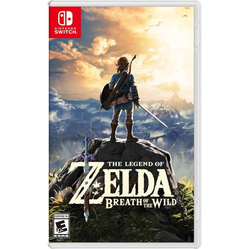 $59.99 • Buy The Legend Of Zelda: Breath Of The Wild Standard Edition - Nintendo Switch