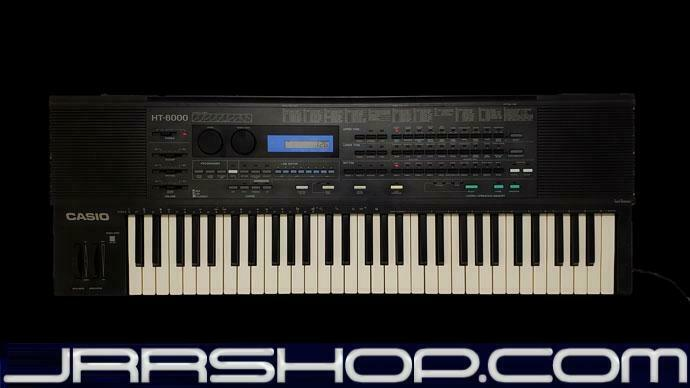 $399 • Buy Casio HT-6000 - Used JRR Shop