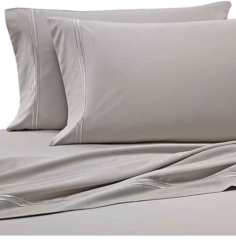 PureCare Elements By Fabrictech Premium Sheets+ Modal Sheet Set King Gray *open* • 119.99$