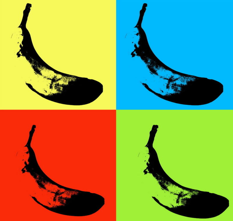 $19.49 • Buy Andy Warhol Bananas Giclee Canvas Print Paintings Poster Reproduction Copy