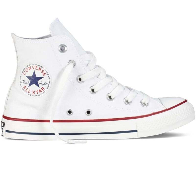 2converse bianche donna 38