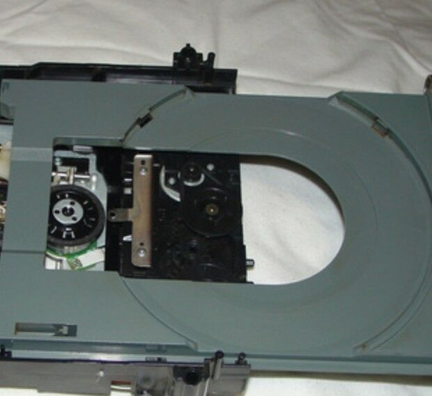 Xbox 360 Lite-On DG-16D2S BenQ VAD6038 DVD Disk Drive Replacement Tray • 6.99$