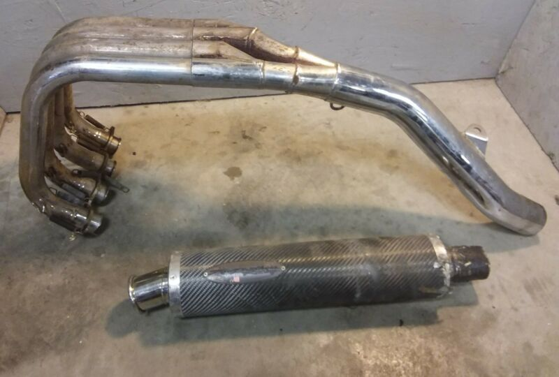 1992 92 Honda Cbr600f2 Full Exhaust System Headers Pipe Muffler TWO BROTHERS • 159.99$